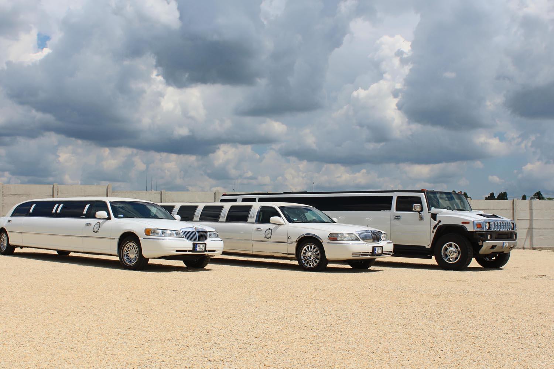Limocenter limuzin flottája