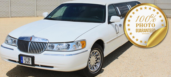 LINCOLN TOWN CAR STRETCH LIMO – 25.000Ft-tól! ( 8-9 fő)